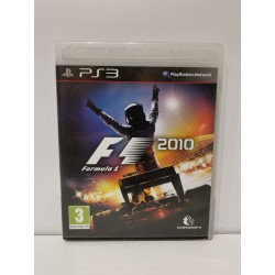 F1 2010 PS3 Occasion
