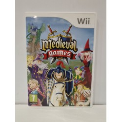 Medieval Games Wii Occasion