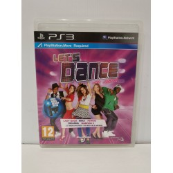 Let's Dance PS3 Occasion