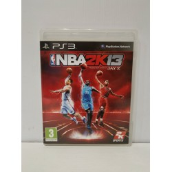 NBA 2K13 PS3 Occasion