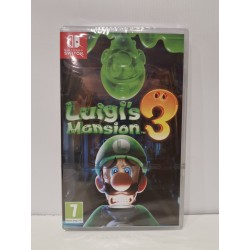 Luigi's Mansion 3 Switch NEUF