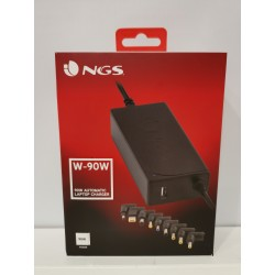 Chargeur PC Portable 90W NGS